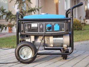 Ziehbarer Stromgenerator